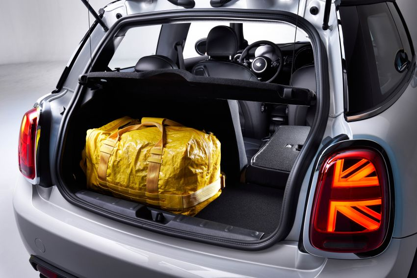 MINI Cooper SE debuts – brand's first fully-electric model; 181 hp and 270 Nm; up to 270 km of range Image #983551