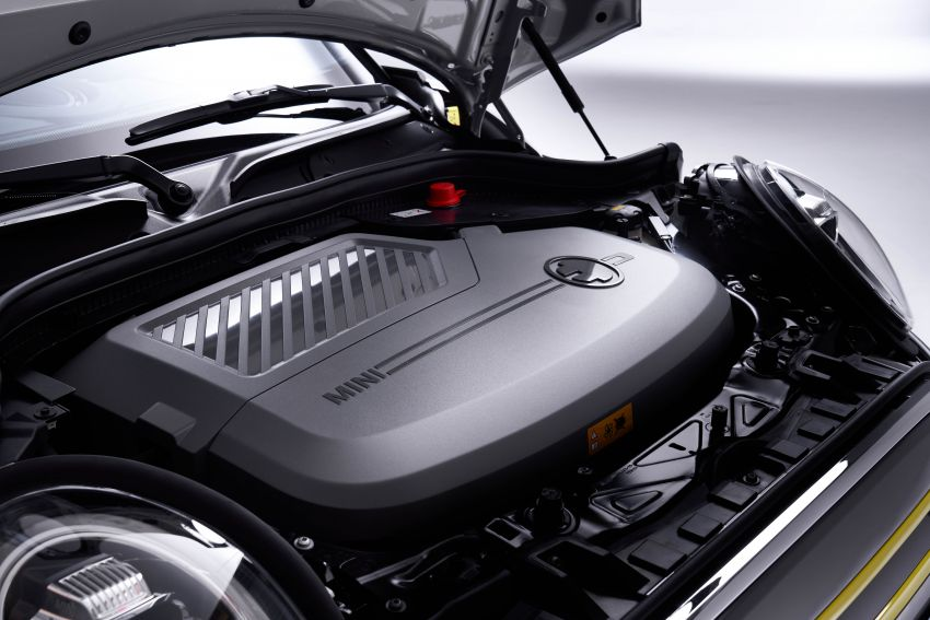 MINI Cooper SE debuts – brand's first fully-electric model; 181 hp and 270 Nm; up to 270 km of range Image #983554