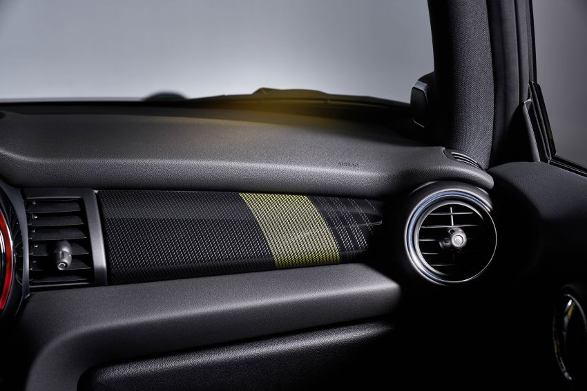MINI Cooper SE debuts – brand's first fully-electric model; 181 hp and 270 Nm; up to 270 km of range Image #983560