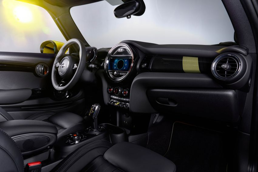 MINI Cooper SE debuts – brand's first fully-electric model; 181 hp and 270 Nm; up to 270 km of range Image #983563