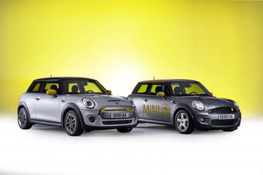 MINI Cooper SE debuts – brand's first fully-electric model; 181 hp and 270 Nm; up to 270 km of range Image #983567