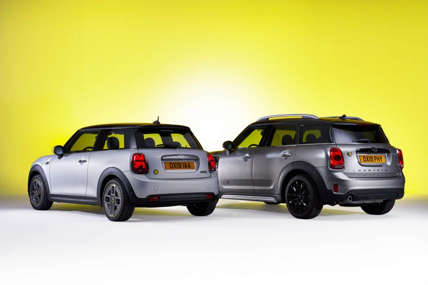 MINI Cooper SE debuts – brand's first fully-electric model; 181 hp and 270 Nm; up to 270 km of range Image #983570