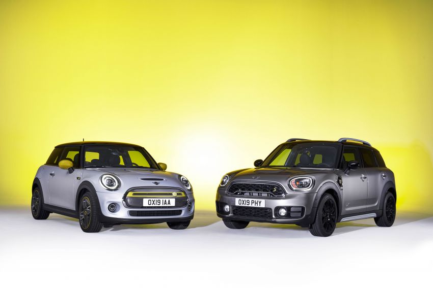 MINI Cooper SE debuts – brand's first fully-electric model; 181 hp and 270 Nm; up to 270 km of range Image #983571
