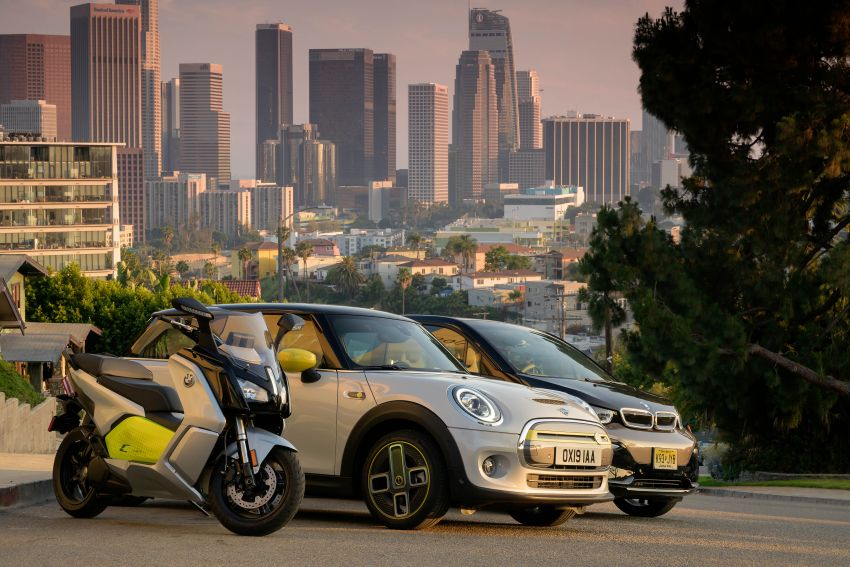 MINI Cooper SE debuts – brand's first fully-electric model; 181 hp and 270 Nm; up to 270 km of range Image #983508