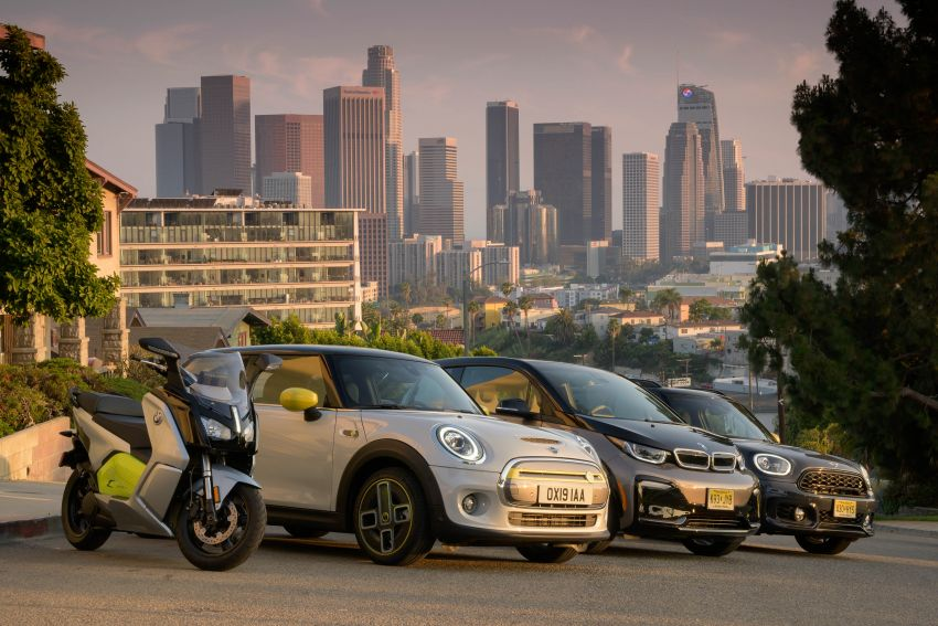 MINI Cooper SE debuts – brand's first fully-electric model; 181 hp and 270 Nm; up to 270 km of range Image #983510
