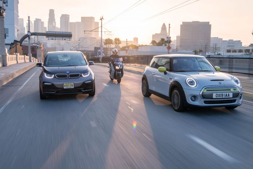 MINI Cooper SE debuts – brand's first fully-electric model; 181 hp and 270 Nm; up to 270 km of range Image #983512