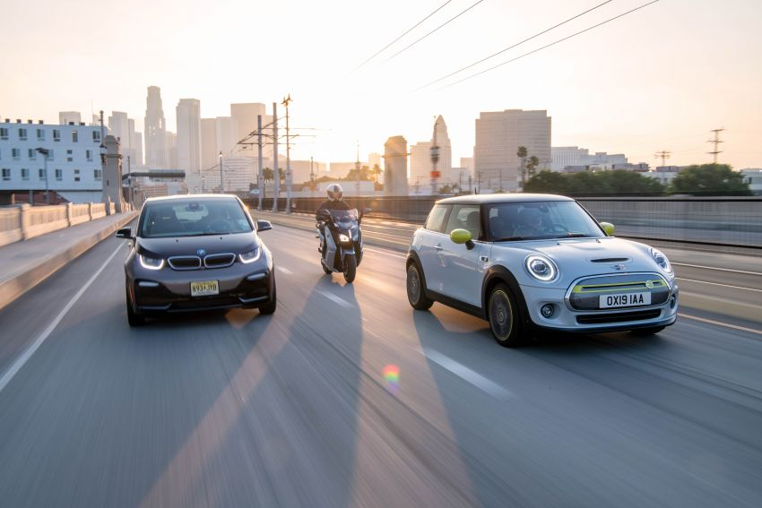 MINI Cooper SE debuts – brand's first fully-electric model; 181 hp and 270 Nm; up to 270 km of range Image #983513