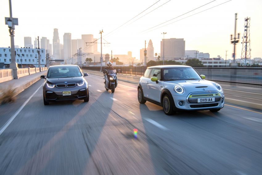 MINI Cooper SE debuts – brand's first fully-electric model; 181 hp and 270 Nm; up to 270 km of range Image #983514