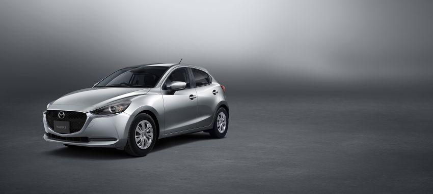 Mazda 2 facelift 2019 didedahkan – wajah baharu iras Mazda 6, ciri pemanduan turut dipertingkatkan Image #987807