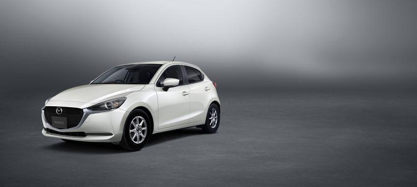 Mazda 2 facelift 2019 didedahkan – wajah baharu iras Mazda 6, ciri pemanduan turut dipertingkatkan Image #987808