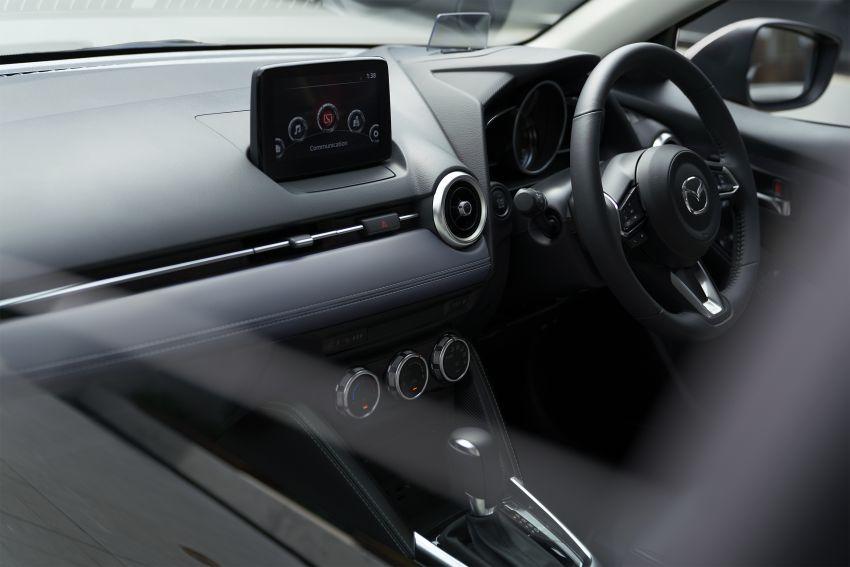 Mazda 2 facelift 2019 didedahkan – wajah baharu iras Mazda 6, ciri pemanduan turut dipertingkatkan Image #987812