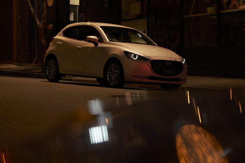 Mazda 2 facelift 2019 didedahkan – wajah baharu iras Mazda 6, ciri pemanduan turut dipertingkatkan Image #987813