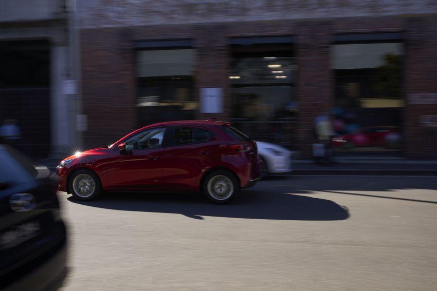 Mazda 2 facelift 2019 didedahkan – wajah baharu iras Mazda 6, ciri pemanduan turut dipertingkatkan Image #987816