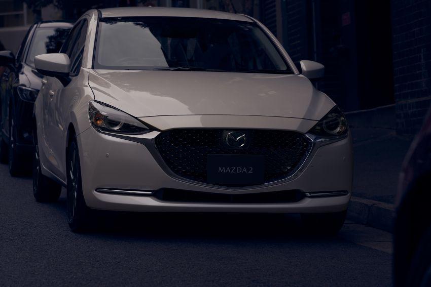 Mazda 2 facelift 2019 didedahkan – wajah baharu iras Mazda 6, ciri pemanduan turut dipertingkatkan Image #987822