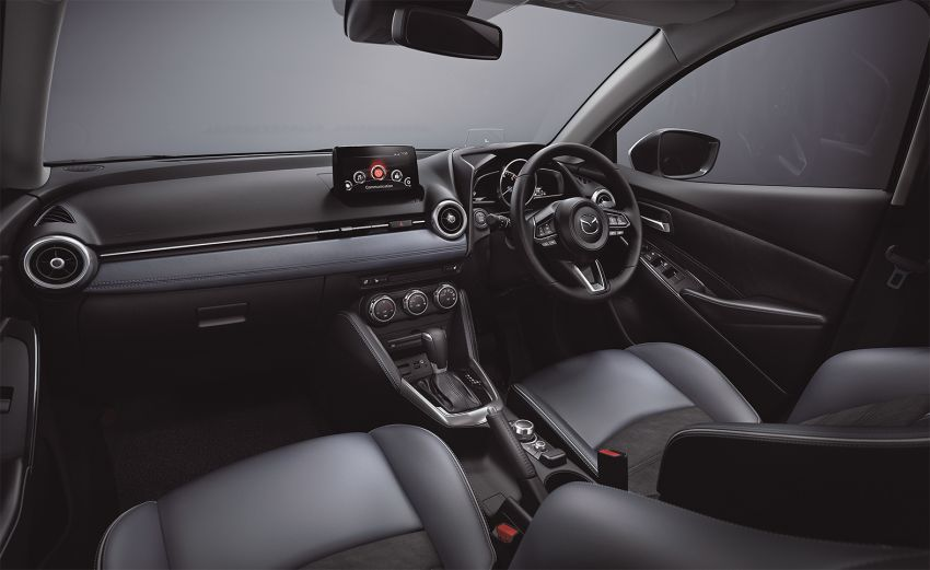 Mazda 2 facelift unveiled – new looks and driver aids Image #987662