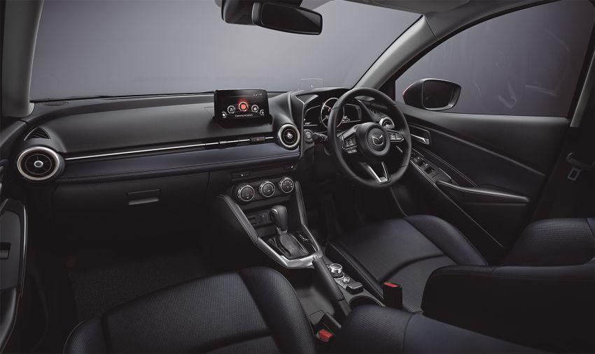 Mazda 2 facelift 2019 didedahkan – wajah baharu iras Mazda 6, ciri pemanduan turut dipertingkatkan Image #987800