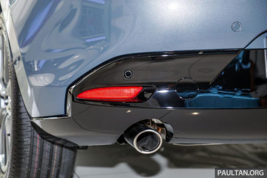 Mazda 3 2019 tiba di bilik pameran Malaysia – 1.5L Sedan dan 2.0L hatchback High Plus, bermula RM140k Image #982288