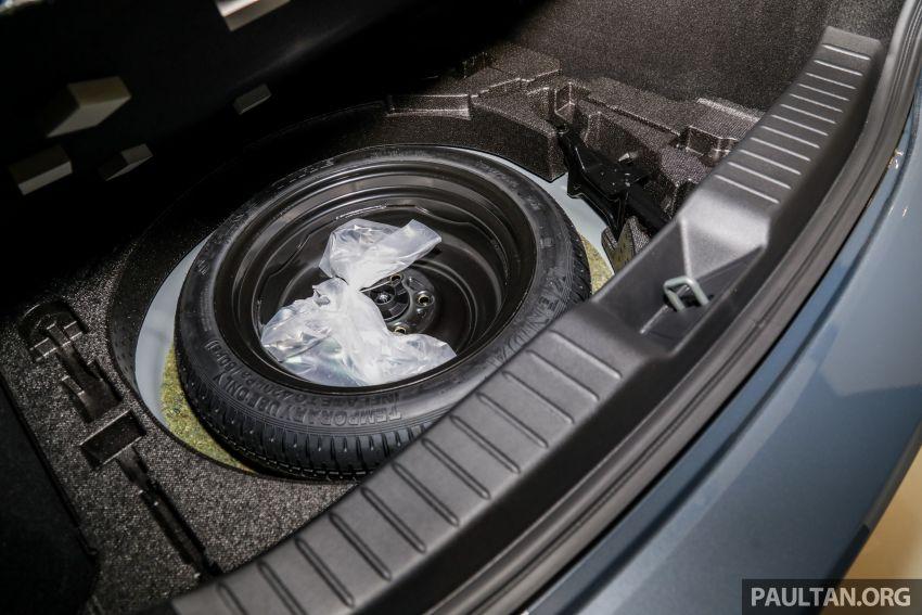Mazda 3 2019 tiba di bilik pameran Malaysia – 1.5L Sedan dan 2.0L hatchback High Plus, bermula RM140k Image #982356