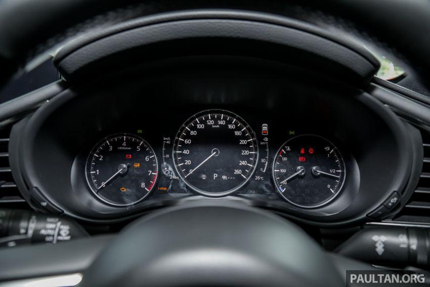 Mazda 3 2019 tiba di bilik pameran Malaysia – 1.5L Sedan dan 2.0L hatchback High Plus, bermula RM140k Image #982305