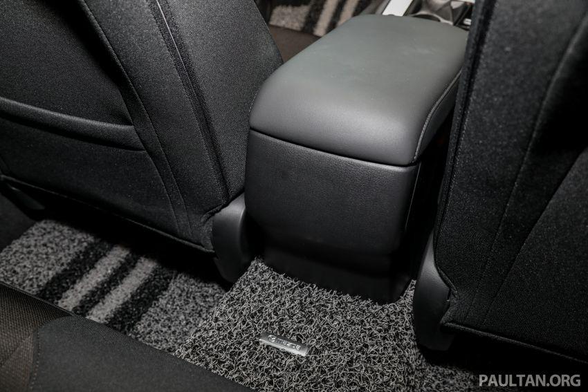 Mazda 3 2019 tiba di bilik pameran Malaysia – 1.5L Sedan dan 2.0L hatchback High Plus, bermula RM140k Image #982262