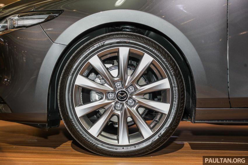 Mazda 3 2019 dilancarkan di Malaysia – sedan dan hatchback, 3 varian, harga dari RM140k-RM160k Image #987329