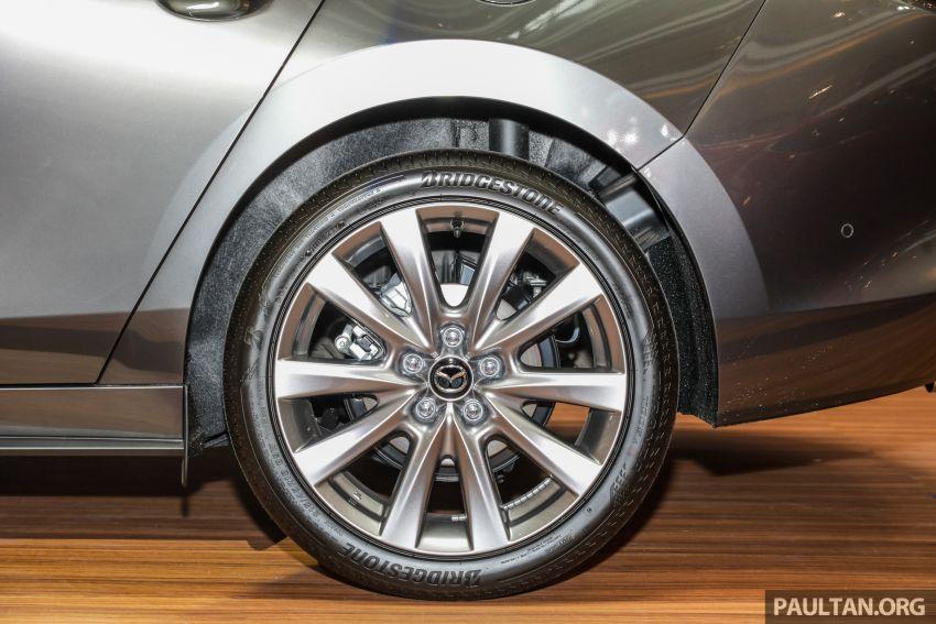 Mazda 3 2019 dilancarkan di Malaysia – sedan dan hatchback, 3 varian, harga dari RM140k-RM160k Image #987330