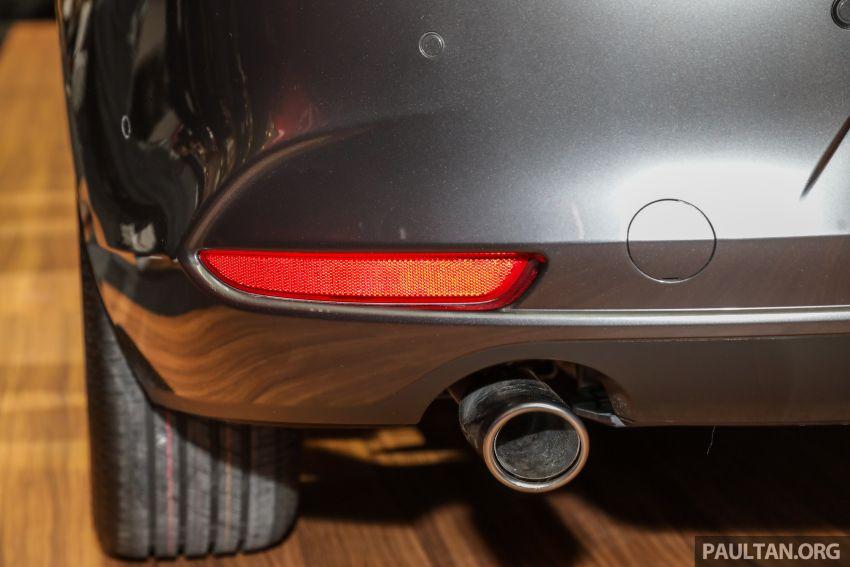 Mazda 3 2019 dilancarkan di Malaysia – sedan dan hatchback, 3 varian, harga dari RM140k-RM160k Image #987344