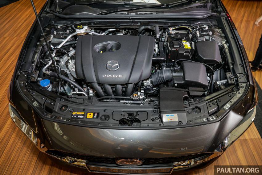 Mazda 3 2019 dilancarkan di Malaysia – sedan dan hatchback, 3 varian, harga dari RM140k-RM160k Image #987350