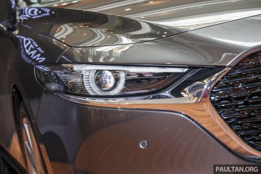 Mazda 3 2019 dilancarkan di Malaysia – sedan dan hatchback, 3 varian, harga dari RM140k-RM160k Image #987324