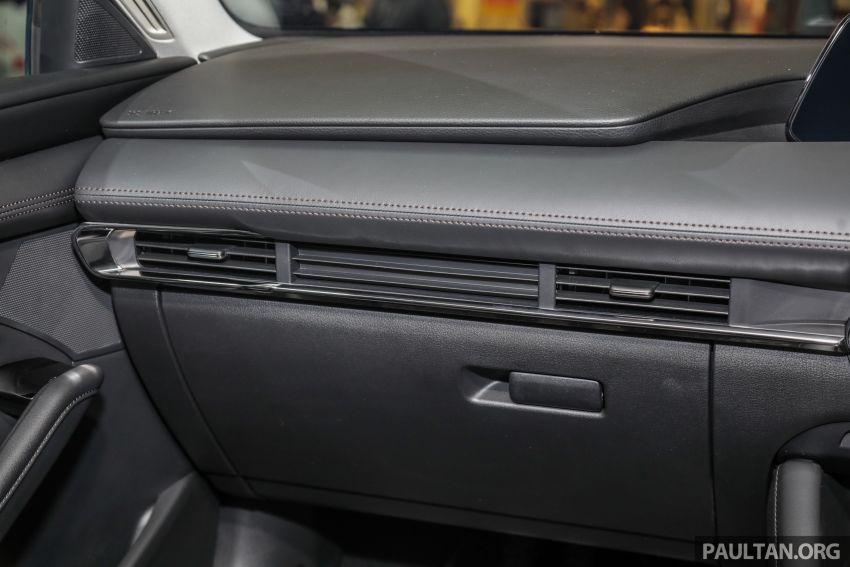 Mazda 3 2019 dilancarkan di Malaysia – sedan dan hatchback, 3 varian, harga dari RM140k-RM160k Image #987374