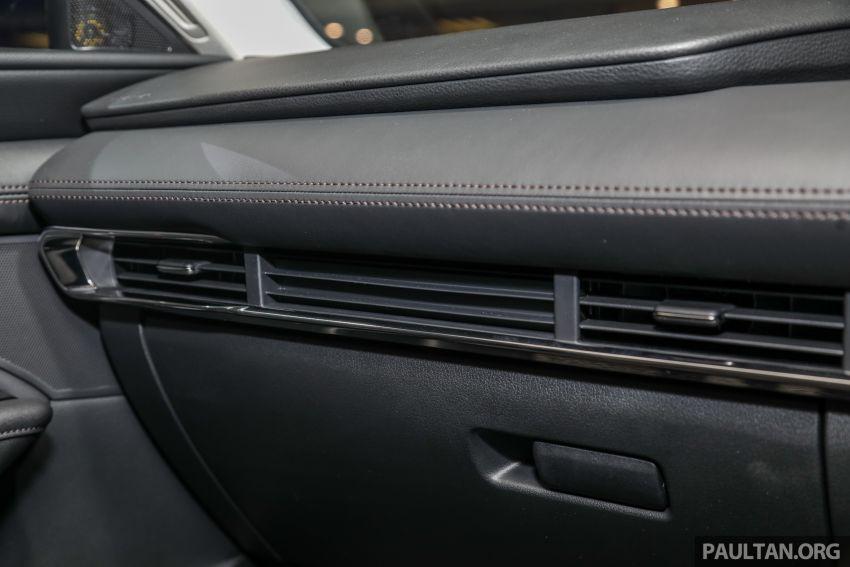 Mazda 3 2019 dilancarkan di Malaysia – sedan dan hatchback, 3 varian, harga dari RM140k-RM160k Image #987376