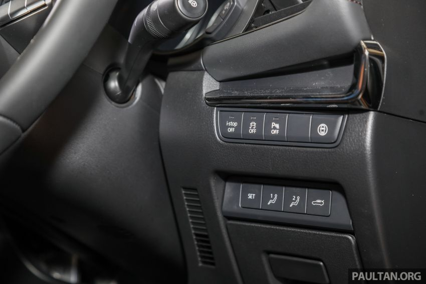 Mazda 3 2019 dilancarkan di Malaysia – sedan dan hatchback, 3 varian, harga dari RM140k-RM160k Image #987385