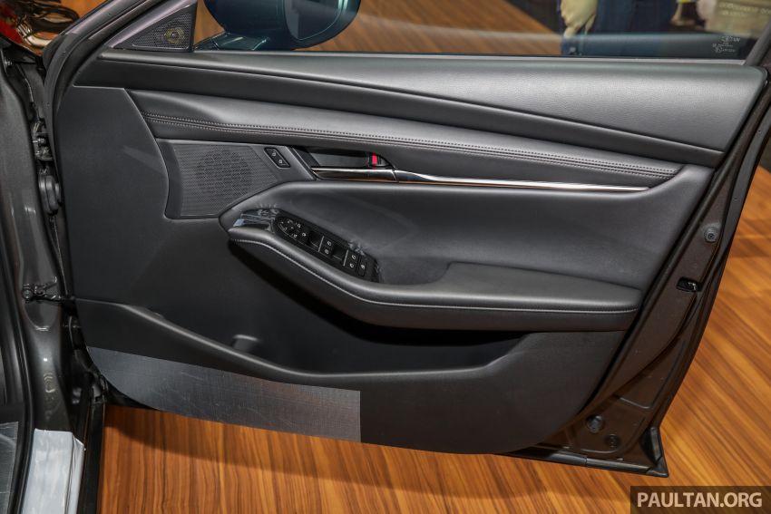 Mazda 3 2019 dilancarkan di Malaysia – sedan dan hatchback, 3 varian, harga dari RM140k-RM160k Image #987408