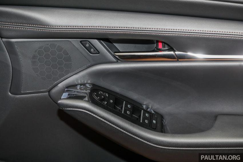 Mazda 3 2019 dilancarkan di Malaysia – sedan dan hatchback, 3 varian, harga dari RM140k-RM160k Image #987412