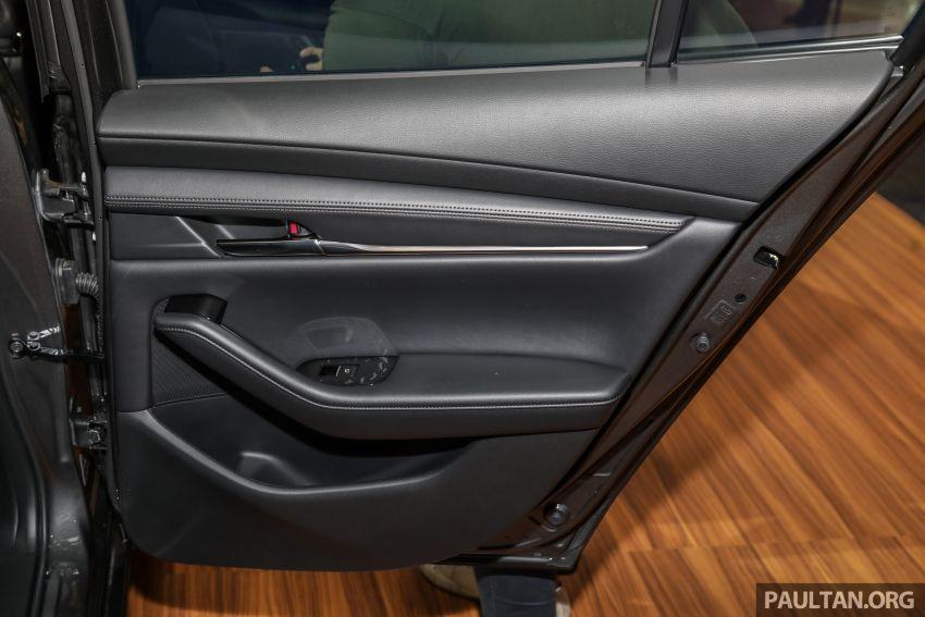 Mazda 3 2019 dilancarkan di Malaysia – sedan dan hatchback, 3 varian, harga dari RM140k-RM160k Image #987437