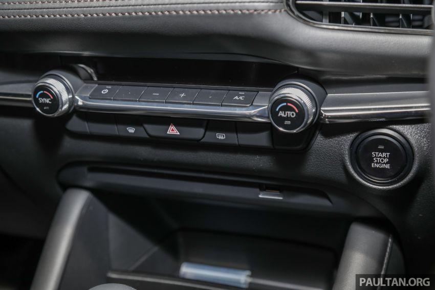 Mazda 3 2019 dilancarkan di Malaysia – sedan dan hatchback, 3 varian, harga dari RM140k-RM160k Image #987368