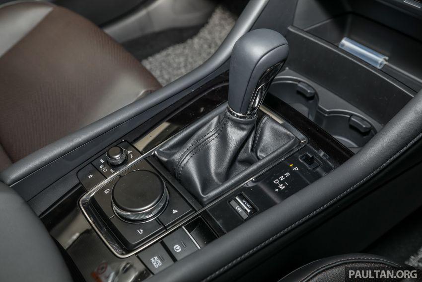 Mazda 3 2019 dilancarkan di Malaysia – sedan dan hatchback, 3 varian, harga dari RM140k-RM160k Image #987370