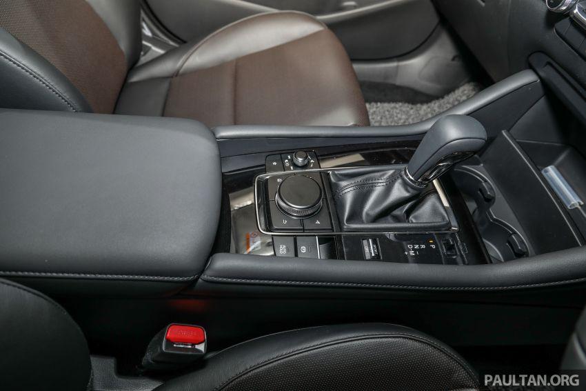 Mazda 3 2019 dilancarkan di Malaysia – sedan dan hatchback, 3 varian, harga dari RM140k-RM160k Image #987372