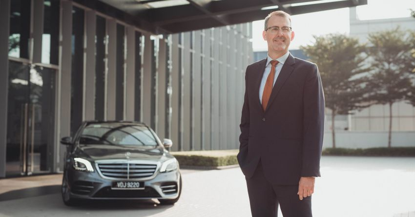 Mercedes-Benz Malaysia enlists Michael Jopp as new head of sales and marketing – replaces Mark Raine Image #985091