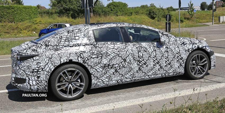 SPYSHOTS: Mercedes-Benz EQS seen road-testing Image #993569