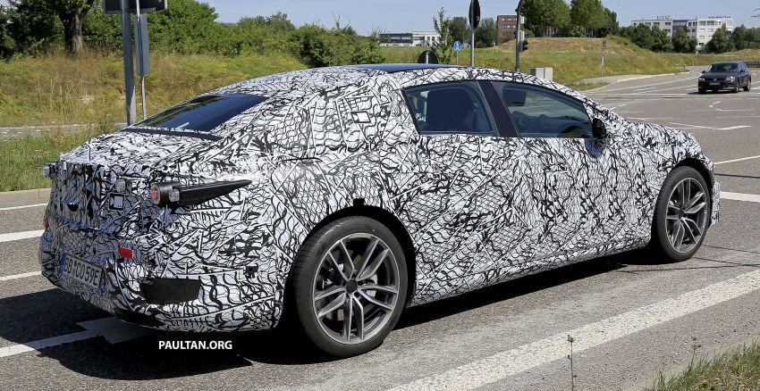 SPYSHOTS: Mercedes-Benz EQS seen road-testing Image #993570