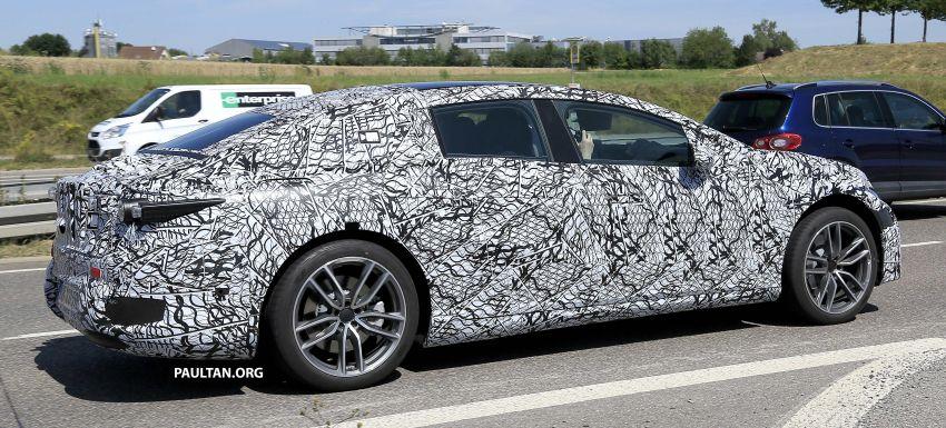 SPYSHOTS: Mercedes-Benz EQS seen road-testing Image #993578
