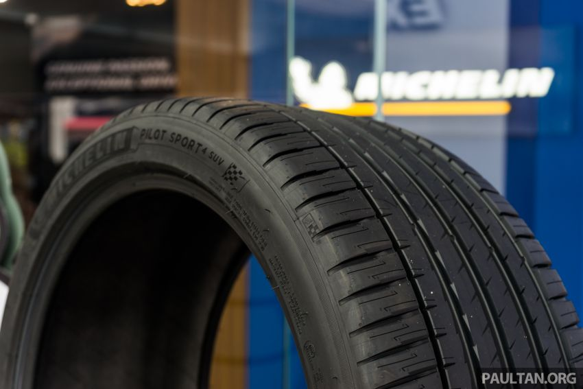 Michelin Pilot Sport 4 SUV kini di Malaysia – khas untuk SUV, rim 17- hingga 23-inci, bermula RM700 Image #992820