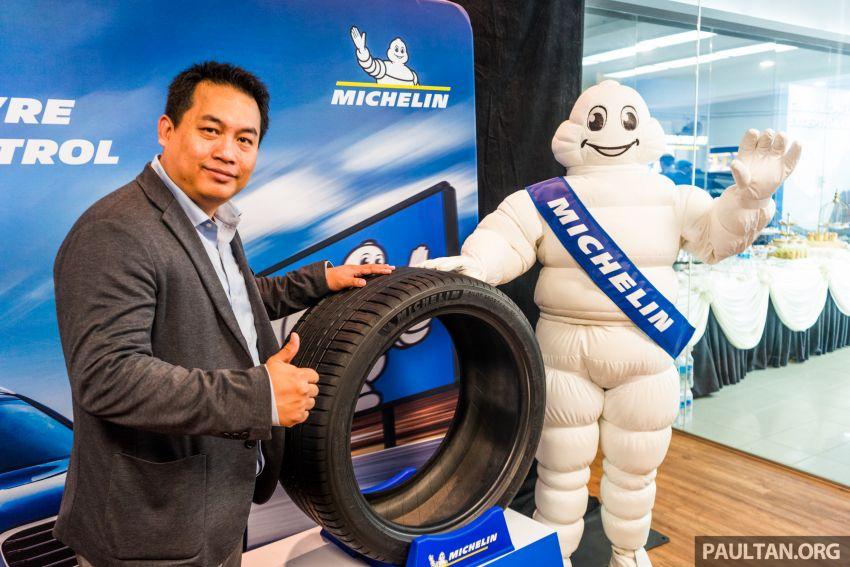 Michelin Pilot Sport 4 SUV kini di Malaysia – khas untuk SUV, rim 17- hingga 23-inci, bermula RM700 Image #992824