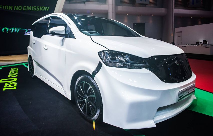 Energy Absolute's homegrown Mine Mobility EV to go on sale in Thailand next year – 200 km range, RM161k Image #982782