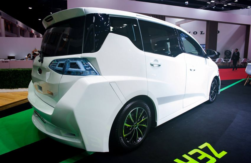 Energy Absolute's homegrown Mine Mobility EV to go on sale in Thailand next year – 200 km range, RM161k Image #982783