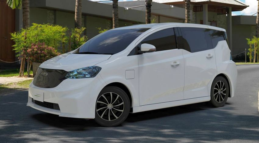 Energy Absolute's homegrown Mine Mobility EV to go on sale in Thailand next year – 200 km range, RM161k Image #982785