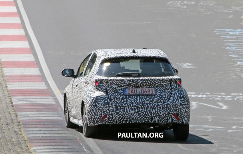 SPYSHOTS: Next-gen Toyota Yaris for Europe spotted Image #986388