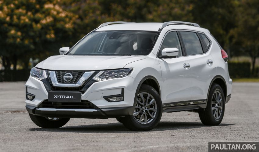 DRIVEN: 2019 Nissan X-Trail facelift – Hybrid and 2.5L Image #990342