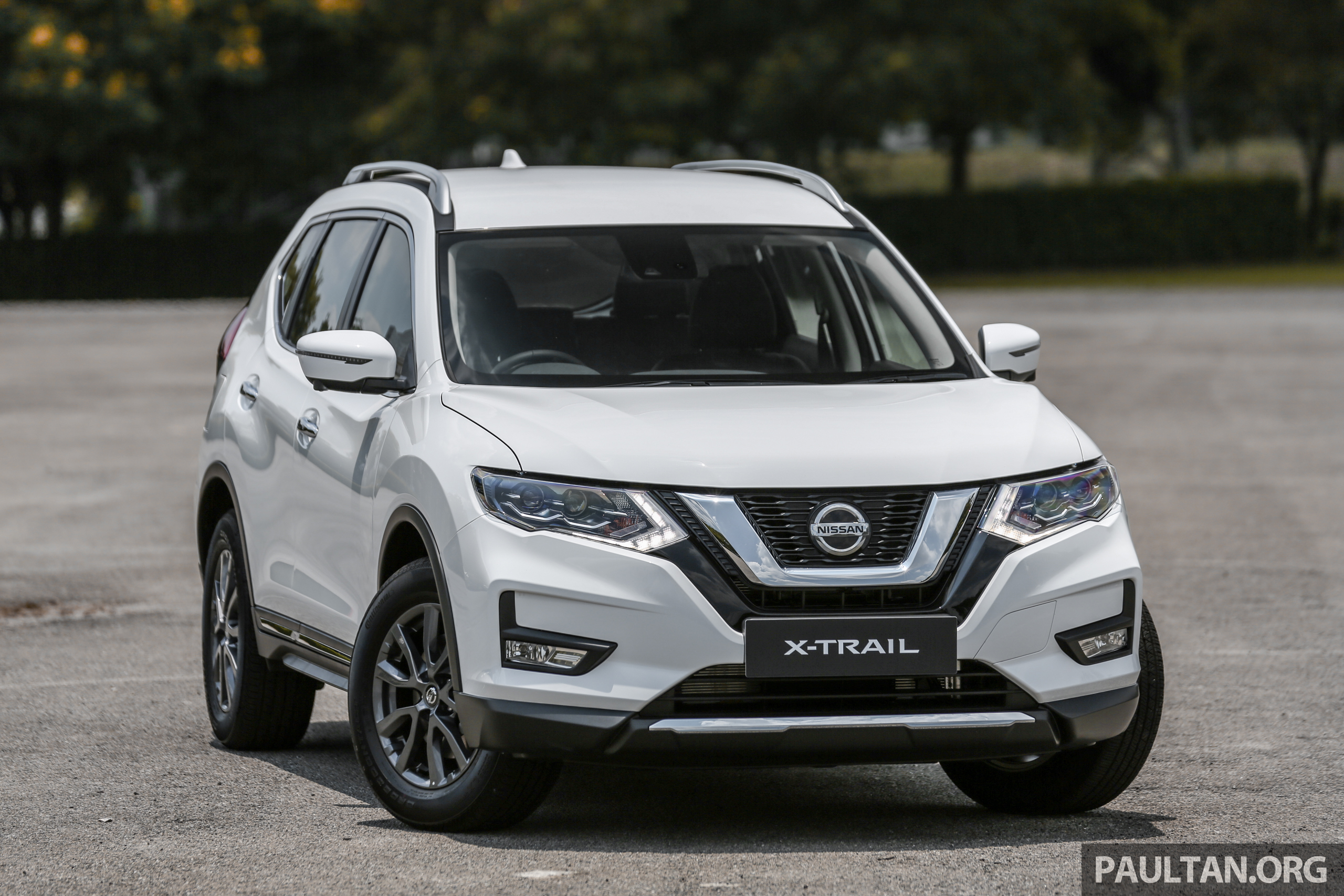 driven: 2019 nissan x-trail facelift - hybrid and 2.5l